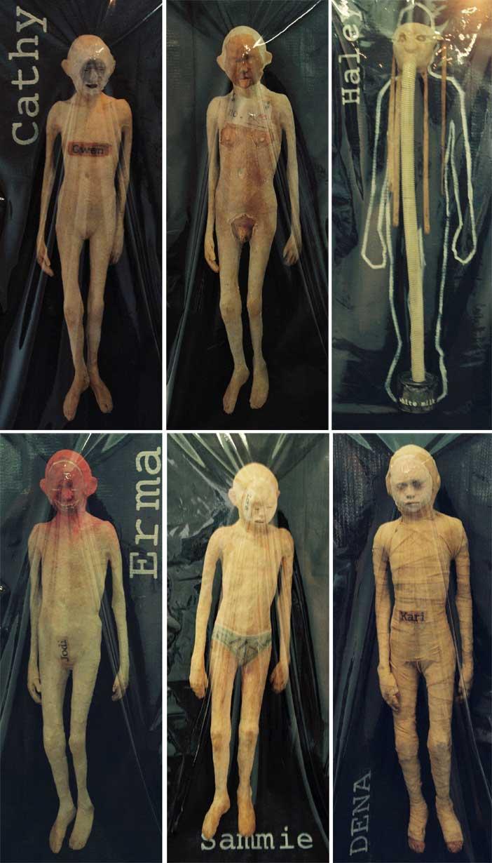 Stefan Blom 'body bags'