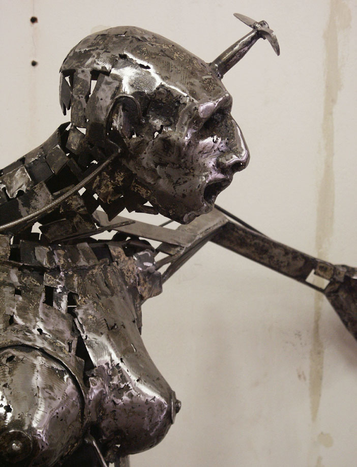 'Mary Earhart' detail